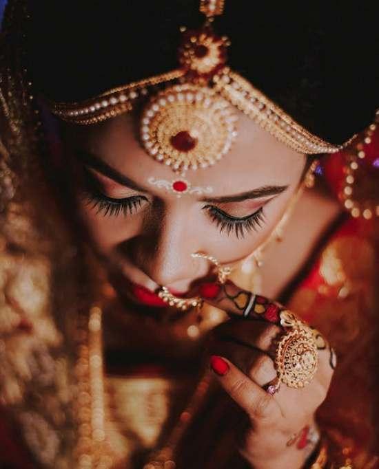 Punto rojo en mujeres casadas