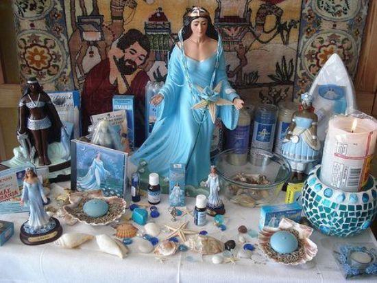 Altar Candomblé