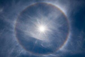 Significado esotérico del halo solar