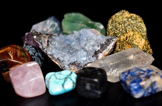 activar cristales de cristales de cuarzo