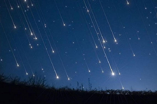 lluvia de meteoritos origen de los trovants